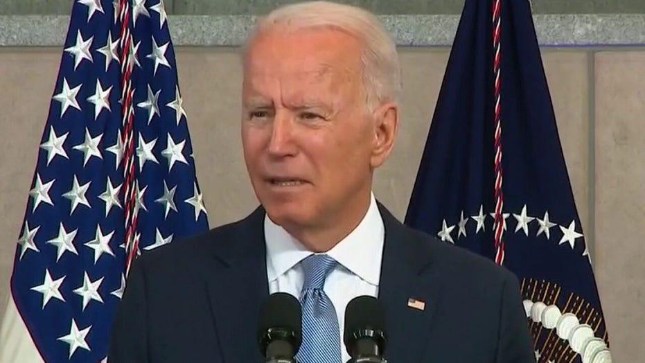 Biden's election law speech shows his staff knows nothing: Bennett