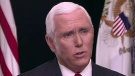 Pence tells 'Hannity' risk of coronavirus spread in US 'remains low' thanks to Trump's 'decisive action'