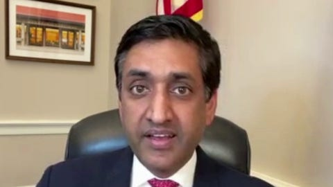 Ro Khanna: Recall effort against California Gov. Gavin Newsom is a 'serious challenge'