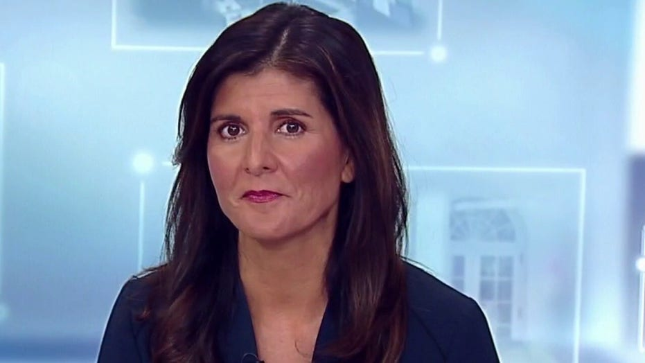 Nikki Haley on Biden's handling of Taliban: 'Truly embarrassed' at how world saw America