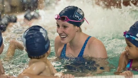 USA swimmer Missy Franklin on the postponement of the 2020 Tokyo Olympic Games