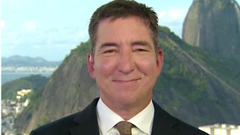 Greenwald: Obama collecting money for presidential library 'ethos of neoliberalism'