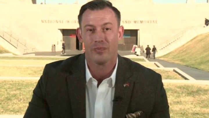 Johnny 'Joey' Jones on honoring America's heroes at 13,000 feet
