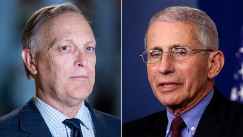 Congressman calls to dismantle COVID-19 task force: Fauci opines on issues he has no data to support