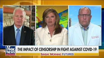Sen. Johnson and Dr. Pierre Kory on the impact of censorship in fight against COVID-19