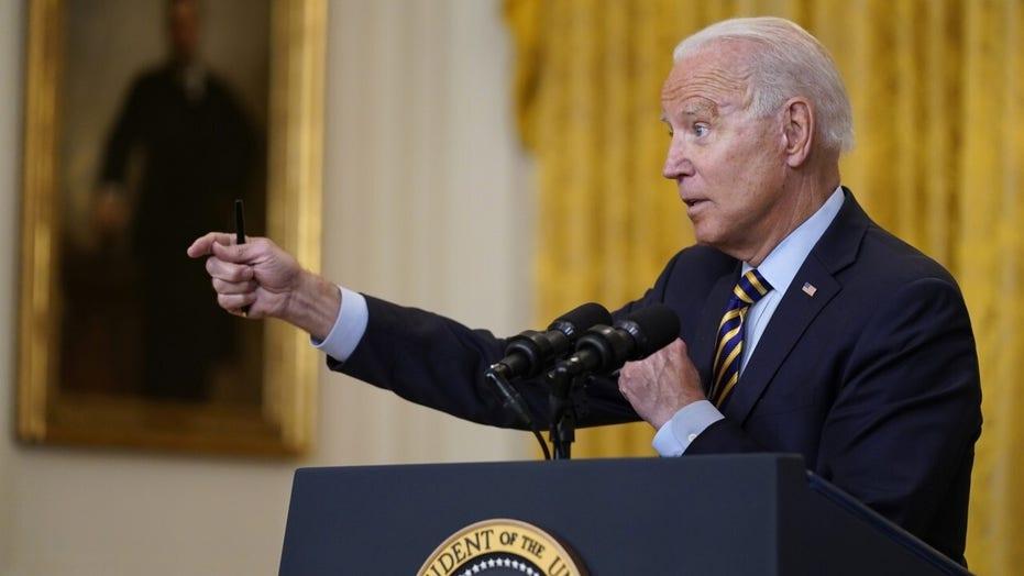 Newspaper declares Biden boring; Washington has never felt duller