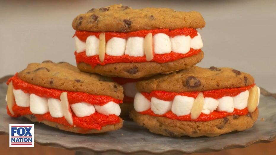 Halloween treats that spook from Paula Deen's Fox Nation Special: 'Graveyard Jack-o-Lanterns'