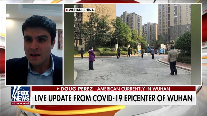 Wuhan resident on life at the epicenter of the coronavirus