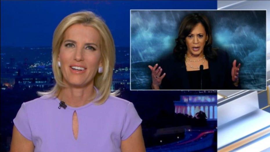 Ingraham claims White House is having 'buyer's remorse' over Kamala Harris