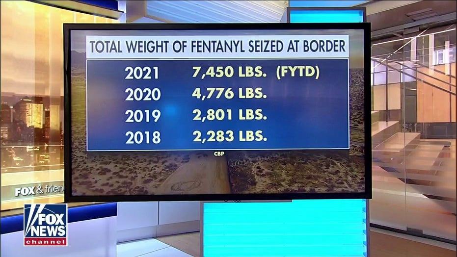 San Diego fentanyl overdoses tripled amid COVID-19 lockdowns