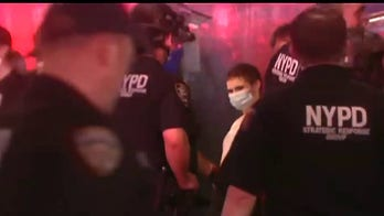 NYC under strict curfew, protesters arrested
