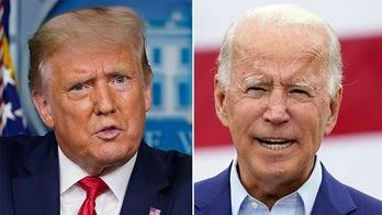 President Trump, Joe Biden pitch dueling tax plans