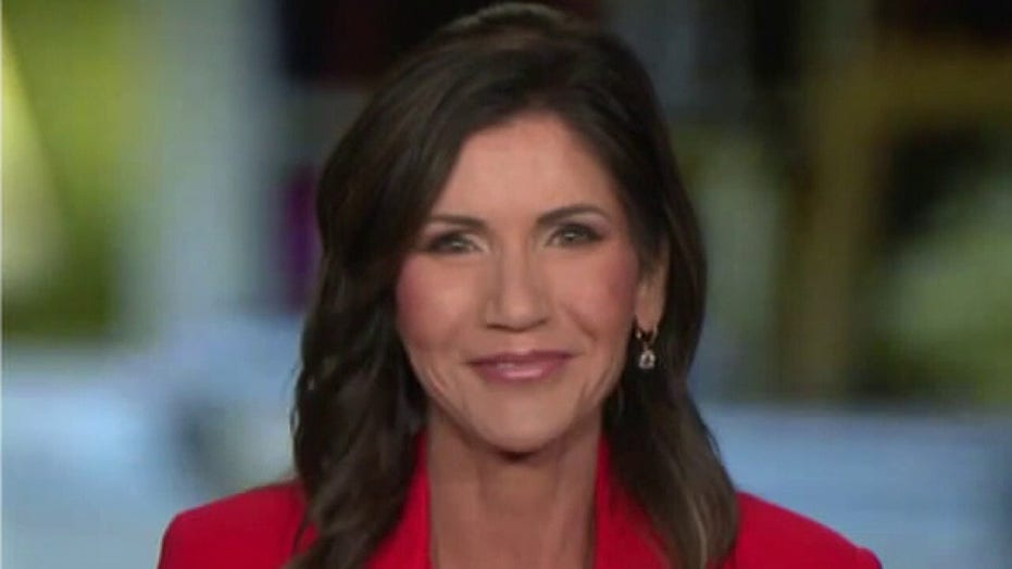 Gov. Noem defends Trump's planned visit to Mount Rushmore for July Fourth celebrations