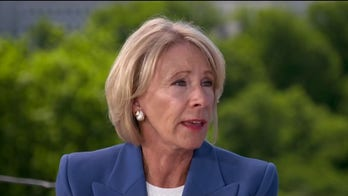 Betsy DeVos blasts Randi Weingarten's defense of critical race theory: '1619 Project is not history'