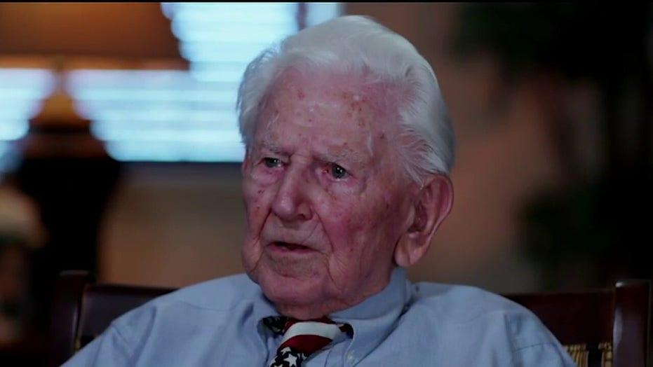 Iwo Jima veteran talks about serving alongside Martha MacCallum's uncle