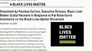 Official Black Lives Matter website drops call to 'disrupt' the 'nuclear family structure'