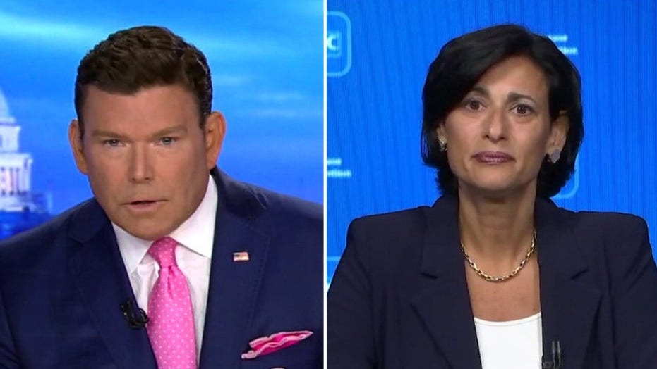CDC director tells Bret Baier government 'looking into' potential COVID-19 vaccine mandate