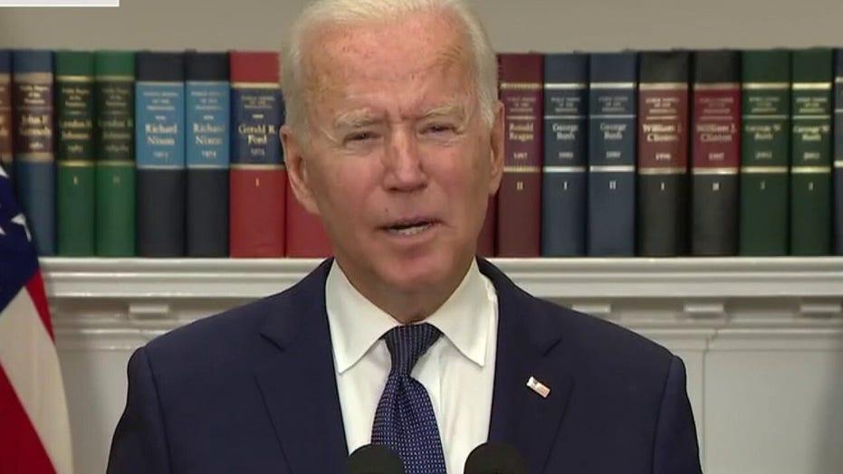 Rebecca Grant: Biden says he's made 'progress' in Afghanistan. Excuse me while I scream…