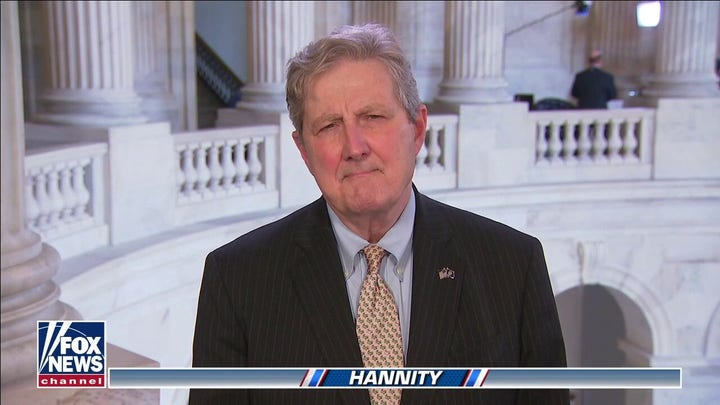 Sen. John Kennedy: Dems have done an 'about-face' and made cops the 'bad guys'