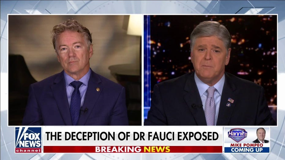 Amid Fauci email revelations, growing number of Republicans call for top doc's ouster