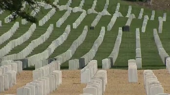 VA secretary addresses ban on large groups at VA cemeteries during Memorial Day