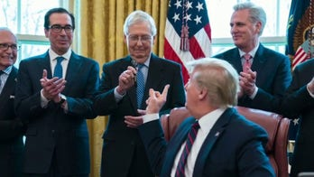 Trump signs stimulus package