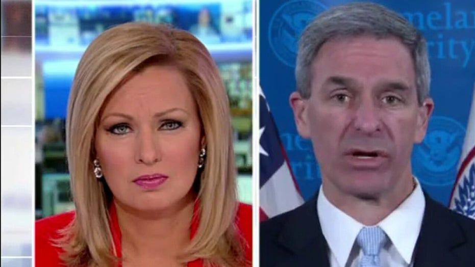 Cuccinelli: I think 'many' of the culprits in Capitol mob will be prosecuted