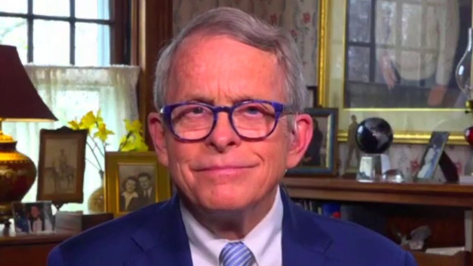 Ohio Gov. DeWine on efforts to contain COVID-19