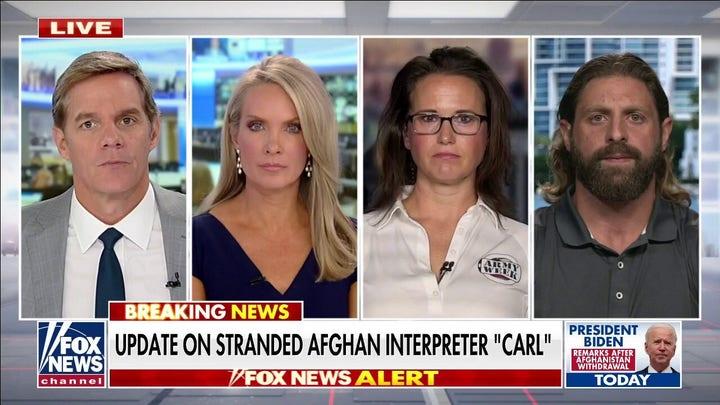 Army Week Association COO provides update on stranded Afghan interpreter