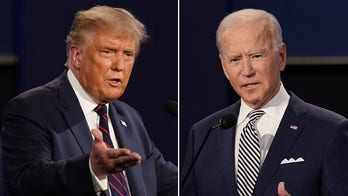Debate chaos: Trump, Biden square off over second faceoff