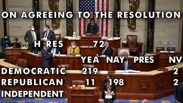 House votes to remove Rep. Marjorie Taylor Greene from two committees