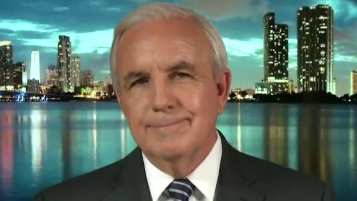 Mayor Carlos Gimenez on maintaining law and order in Miami Dade