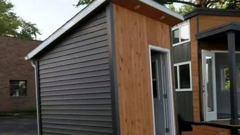 Tiny homes doing big business amid pandemic