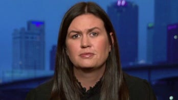 Sarah Sanders on push to 'hide' Joe Biden from debates: 'He can't defend his record'