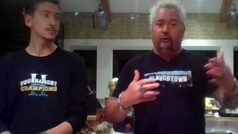 Guy Fieri launches virtual restaurant 'Flavortown Kitchen'