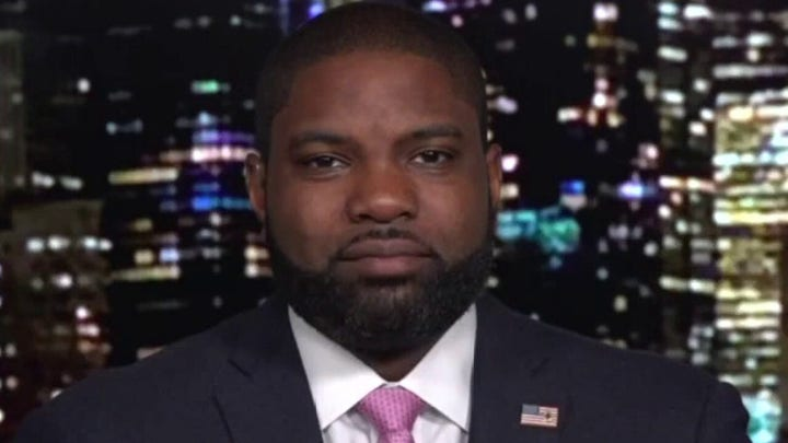 GOP Rep shunned by Congressional Black Caucus has message for 'radical left'