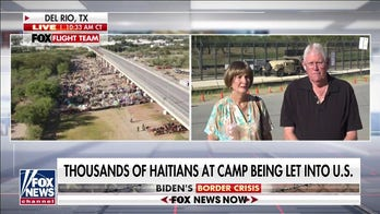 Del Rio couple calls out Biden admin for 'horrible' situation at border: 'This didn't just happen overnight'