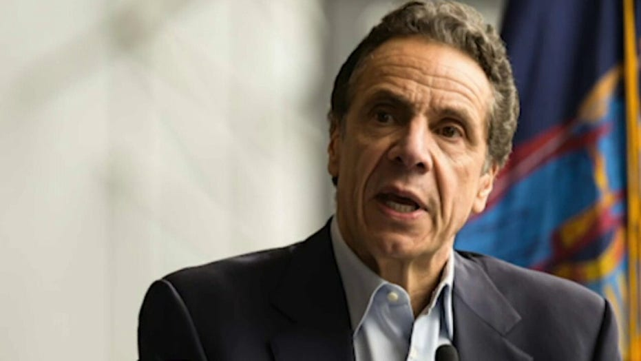NY Democrat says phone call from Cuomo was 'terrorizing moment,' left wife 'crying and shaking'