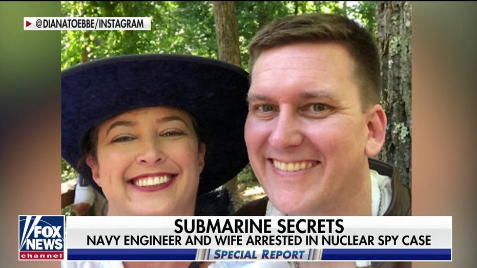 Maryland couple suspected of selling nuclear secrets could spend rest of life in jail