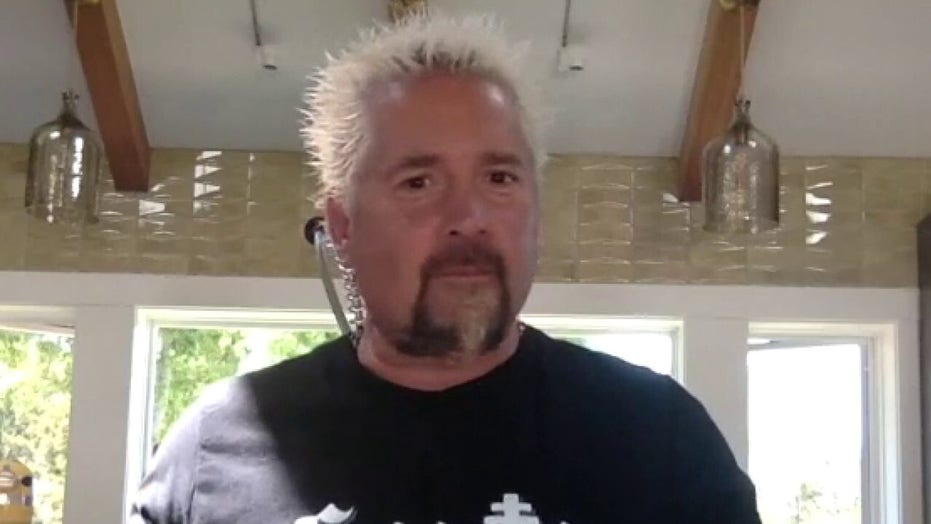 Guy Fieri producing documentary about restaurants struggling during coronavirus pandemic