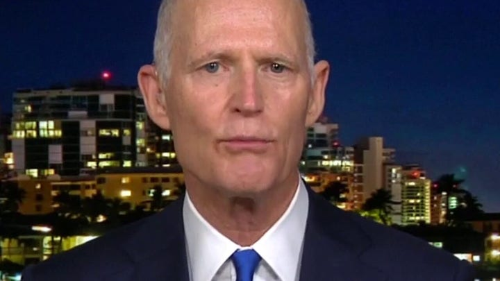 Rick Scott: Democrats are 'hypocrites' for reopening migrant facilities at the border