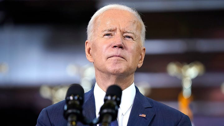 Hannity: Joe Biden is not qualified to be president after Afghanistan