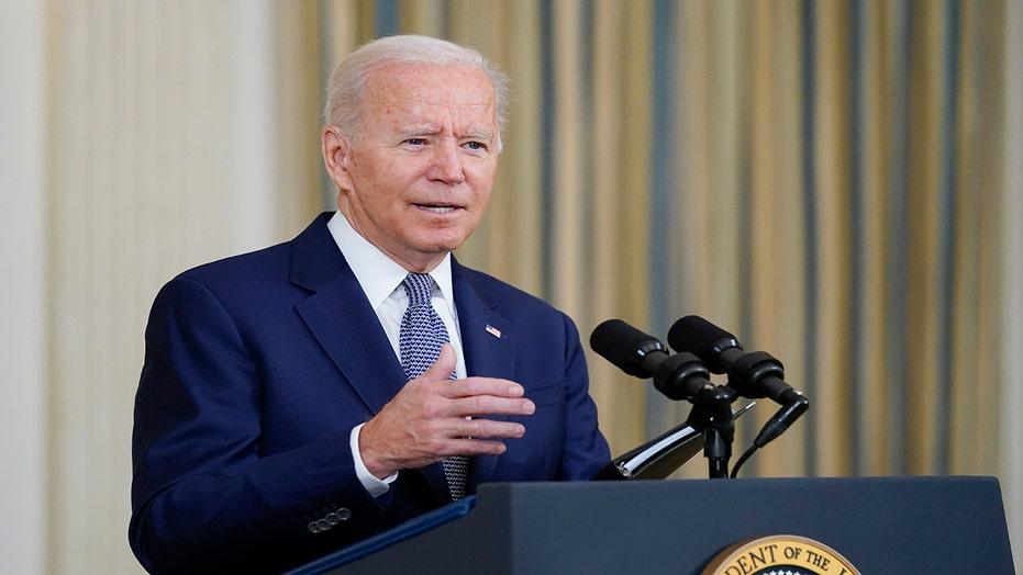 Biden declares war on DeSantis and Abbott: 'Get them out of the way'