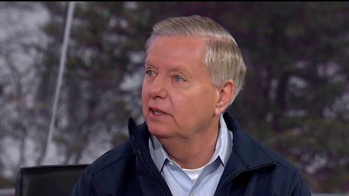 Sen. Lindsey Graham hits back at CNN guest over Vindman