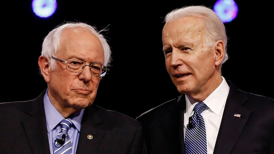 Biden banks on SC as Bernie takes lead in new Fox News national poll