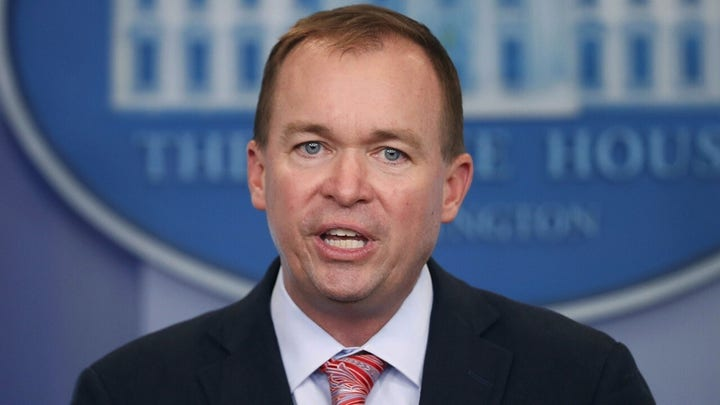 Mick Mulvaney on spending bill: Democrats 'outfoxed' Republicans, will 'game the system' to pass legislation