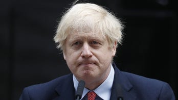 Brexit: Boris Johnson rails against EU in push for new bill as Miliband hits back