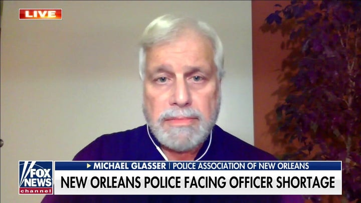 Anti-cop rhetoric, defund efforts leading to officer shortage: New Orleans police captain