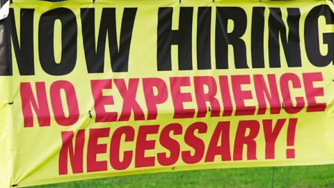 Some businesses struggling to find new employees amid reopening