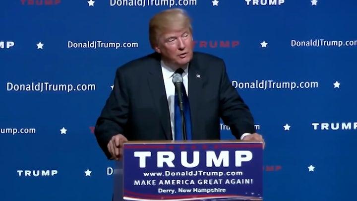 When Donald Trump shocked the establishment in the New Hampshire primary
